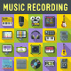Music Recording - GraphicRiver Item for Sale