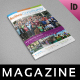 Multipurpose Magazine Template Vol.5 - GraphicRiver Item for Sale