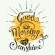 Good Morning My Sunshine - GraphicRiver Item for Sale