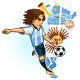 Argentine Argentina Soccer Cup  - GraphicRiver Item for Sale