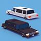 Limousine - 3DOcean Item for Sale