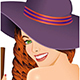 Witch with a Broom - GraphicRiver Item for Sale