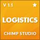 Logistics | Transportation  Warehousing WP Theme - ThemeForest Item for Sale