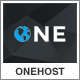 Onehost - One Page WordPress Hosting Theme - ThemeForest Item for Sale