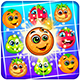 Frenzy Fruits Match-3 Puzzle Game UI Kit - GraphicRiver Item for Sale