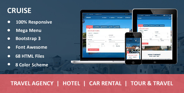 Review: Cruise - Responsive Travel Agency Template free download Review: Cruise - Responsive Travel Agency Template nulled Review: Cruise - Responsive Travel Agency Template