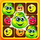 Fruit Splash: Fruit Heroes Puzzle Game UI Kit - GraphicRiver Item for Sale