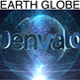Earth Globe Logo Intro - VideoHive Item for Sale