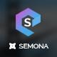 Semona - Business Joomla Template - ThemeForest Item for Sale