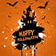 Grunge Halloween Background - GraphicRiver Item for Sale