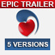 Epic Cinema Inspire Trailer - AudioJungle Item for Sale