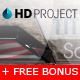 Glass Lower Third  - VideoHive Item for Sale