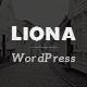 LIONA | A Portfolio Theme for Creative Site - ThemeForest Item for Sale