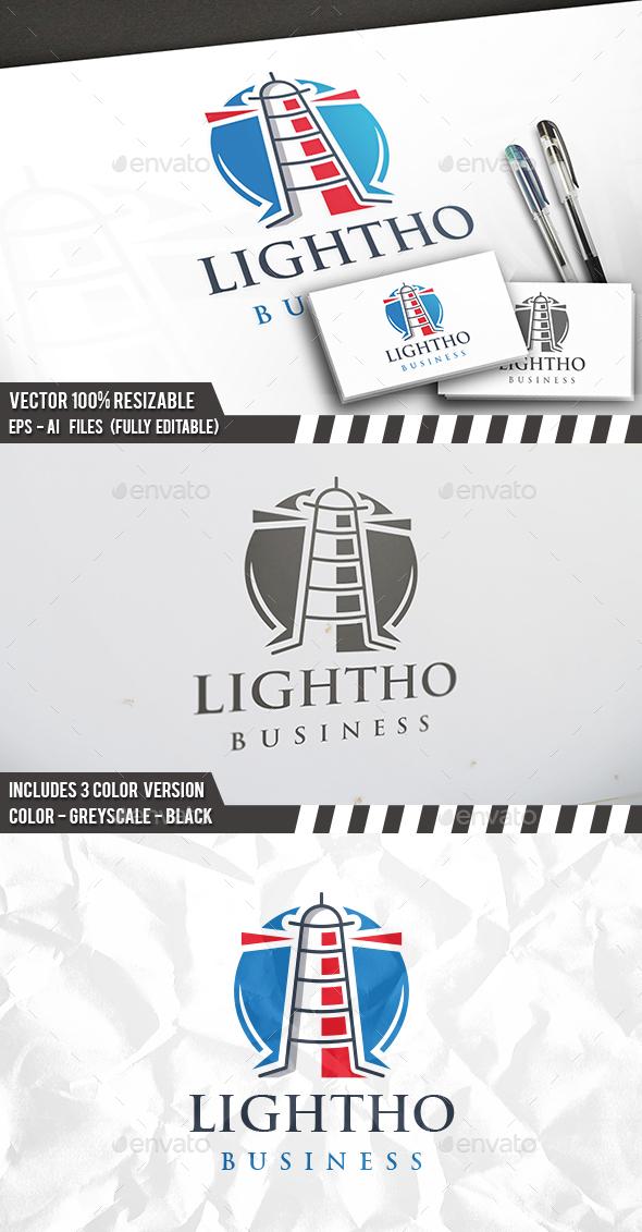 Lighthouse Circle Logo