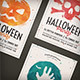 Watercolor Halloween Party Flyer - GraphicRiver Item for Sale