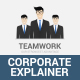 Corporate Typography Explainer
