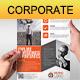 Multipurpose Corporate Flyer 62 - GraphicRiver Item for Sale