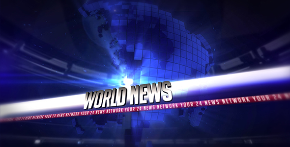 Breaking News Intro Video Effects & Stock Videos from VideoHive