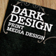 Dark Design Card - GraphicRiver Item for Sale