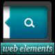Elegant Web Elements - GraphicRiver Item for Sale