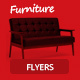 Furniture and Interior Flyers - GraphicRiver Item for Sale