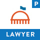 Lawyer - PSD Template - ThemeForest Item for Sale