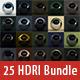 25 Creative HDRI Lightmap Collection - 3DOcean Item for Sale