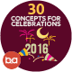Flat Concepts for Religion & Celebrations - GraphicRiver Item for Sale