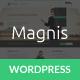 Magnis - Corporate Multipurpose WordPress Theme - ThemeForest Item for Sale