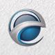 3D e Logo / Global E Circle / Letter E / e Learning / Logo Templates - GraphicRiver Item for Sale