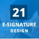 21 Email Signature Design - GraphicRiver Item for Sale