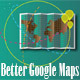 Better Google Maps for WordPress - CodeCanyon Item for Sale