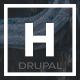 Hero - Minimal Multipurpose Portfolio Themes - ThemeForest Item for Sale