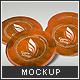 Jetons - Tokens Mock-up - GraphicRiver Item for Sale