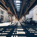 Under the Chicago EL  - PhotoDune Item for Sale