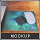 Aluminium Mousepad Mock-up - GraphicRiver Item for Sale