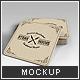 Drink Coaster Mock-Up Vol. 2 - GraphicRiver Item for Sale