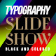Typography Slideshow - VideoHive Item for Sale