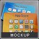 Travel Card Wallet Mock-up - GraphicRiver Item for Sale