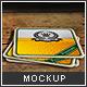 Drink Coaster Mock-Up Vol.1 - GraphicRiver Item for Sale