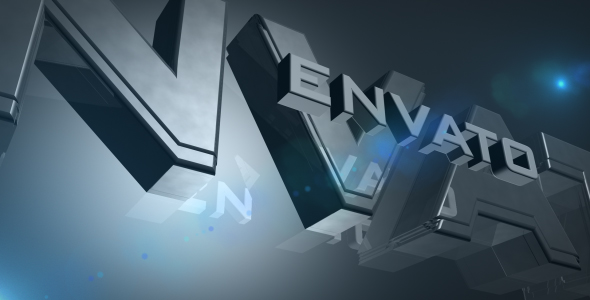Cinema 4D Titles from VideoHive