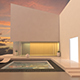 Evening Sunset Red V1 - 3DOcean Item for Sale