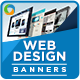 HTML5 Web & Graphic Banners - GWD - 7 Sizes
