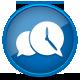 TalkTime Logo Design - GraphicRiver Item for Sale
