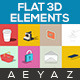 Flat World 3D - VideoHive Item for Sale