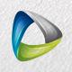 Media Play / Triangle Logo / Player / Cinema / Movie / 3D Logo Templates - GraphicRiver Item for Sale