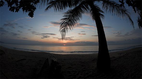 Sunset Timelapse