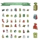 Set of Different Christmas Gift Boxes - GraphicRiver Item for Sale