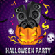 Halloween Party Design - GraphicRiver Item for Sale