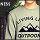 Mens Crewneck Sweater Mock Up - GraphicRiver Item for Sale